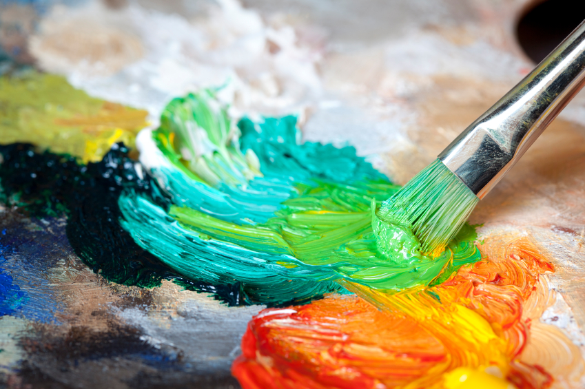 5 Points to Picking Paint – Patience is a Virtue found in Paint Selection